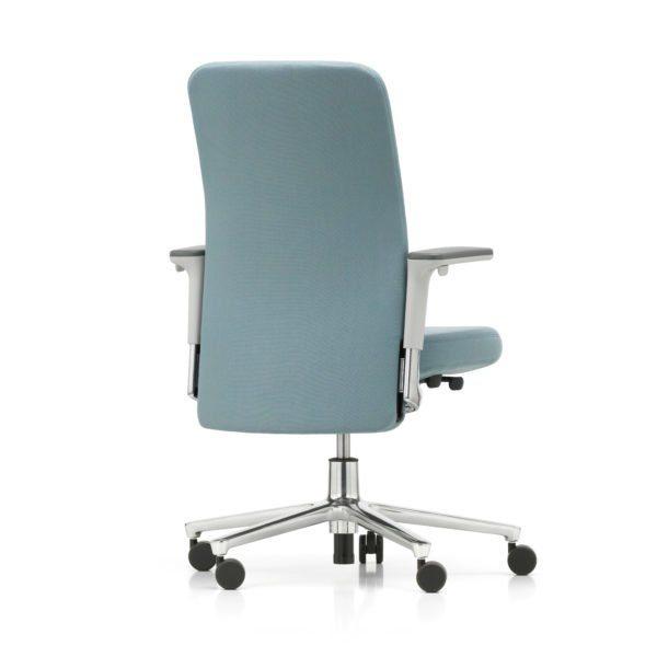 Vitra Pacific Chair│mittelhoher Rücken│eisblau│feco Karlsruhe