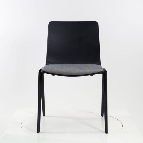 Brunner A-Chair Stapelstuhl│lava│Kvadrat remix 2│Brunner in Karlsruhe