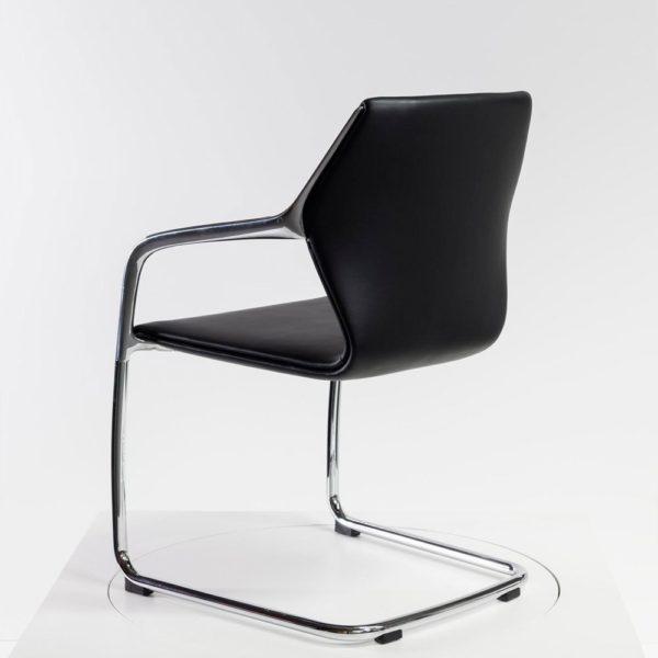 Brunner Ray Chair│Freischwinger│Leder│Brunner in Karlsruhe