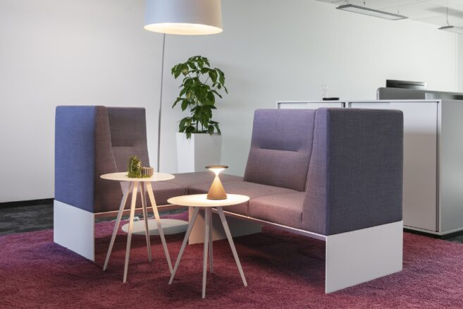 feco-feederle│office furniture│Sedus│Brunner│Lapalma│Werner Works│Michelin European Headquarter Frankfurt