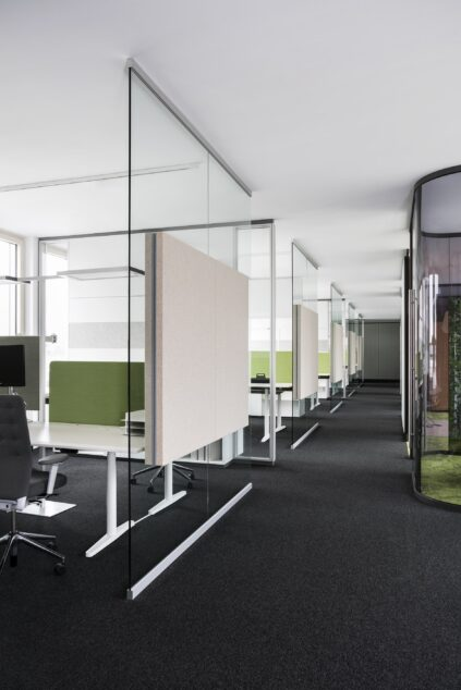 feco-feederle│partition walls│IdeenReich at feco-forum Karlsruhe