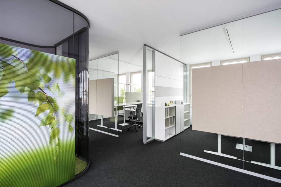 feco-feederle│partition walls│IdeenReich at feco-forum Karlsruhe