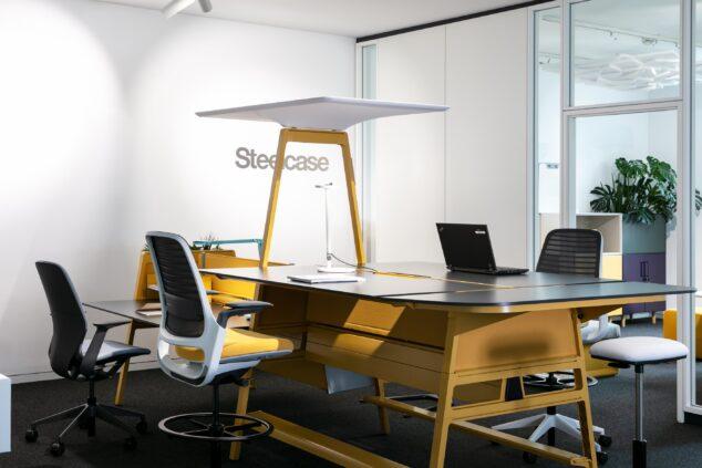 Büroeinrichtung in Karlsruhe│Steelcase in Karlsruhe