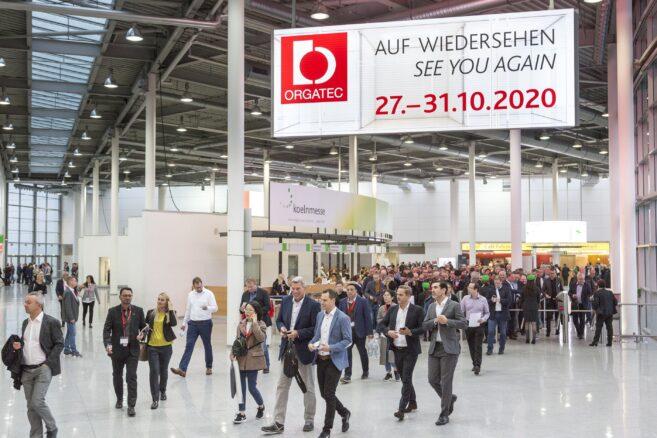 feco-feederle│Events│Eingang Nord│Variety of Work│ORGATEC 2020 Köln