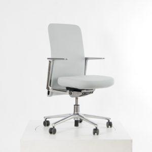 Vitra Bürostuhl Pacific Chair jade grau│Rückenlehne mittelhoch│Vitra bei feco in Karlsruhe