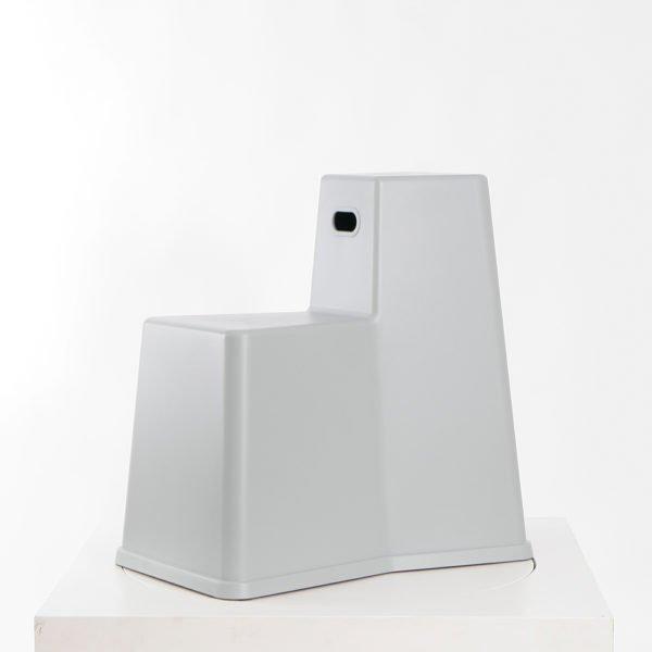 Vitra Stool Tool light grey│Kunststoff│Vitra in Karlsruhe