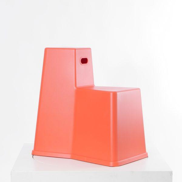 Vitra Stool Tool poppy red│Kunststoff│Vitra in Karlsruhe