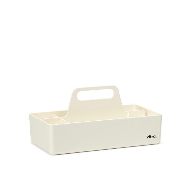 Vitra Toolbox weiß│praktische tragbare Organisationsbox │Vitra bei feco Karlsruhe