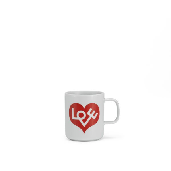 Vitra Kaffeetasse Love Herz rot│Vitra Accessories│feco Karlsruhe