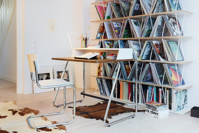 feco-feederle│News│Thonet│Home sweet Homeoffice Corona