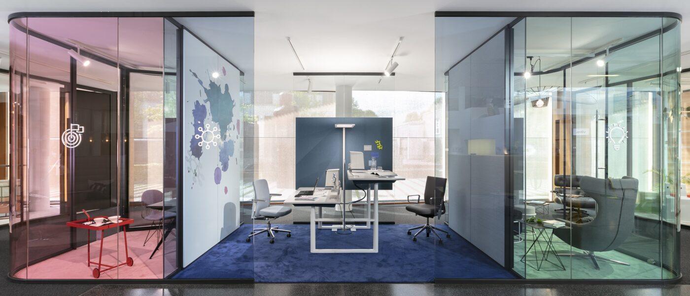 feco-feederle News│Projekte│feco-forum als Inspiration für Architekten