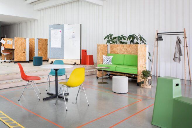 feco-feederle│News│Büro als Voraussetzung für Agilität│Agiles Arbeiten bei feco-feederle in Karlsruhe