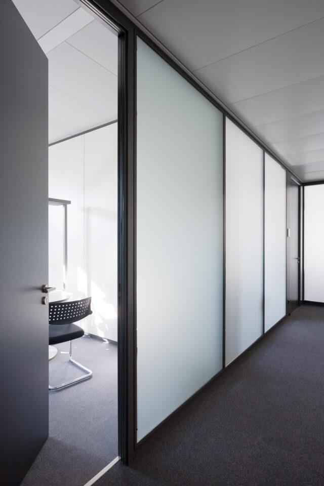 feco-feederle│partition wall systems│ Deutsche Börse Headquarters, Eschborn