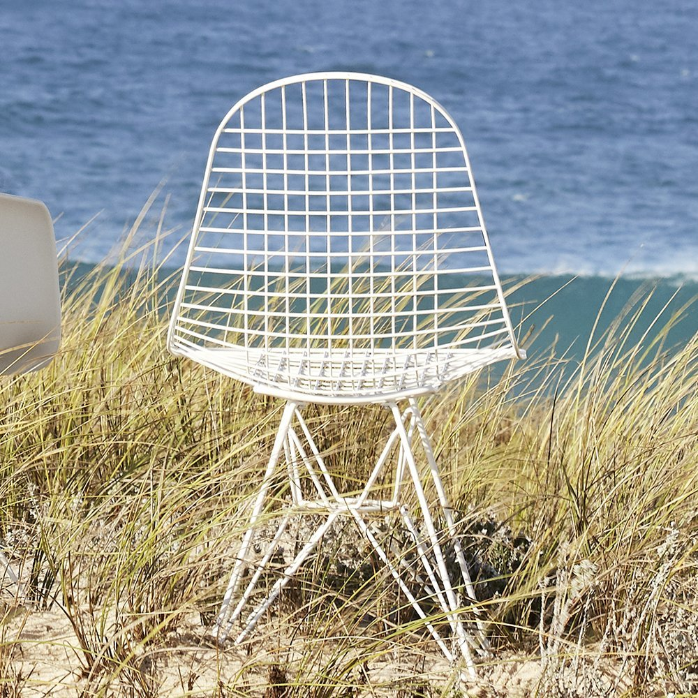 Vitra Eames Wire Chair weiß│Vitra bei feco Karlsruhe│Frühlingsaktion