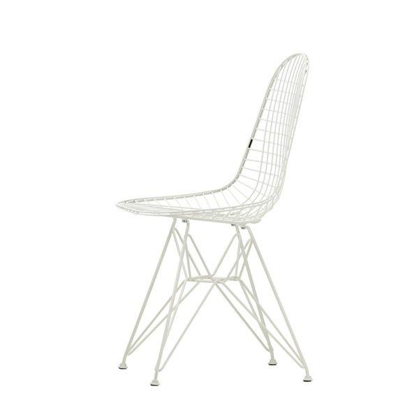 Vitra Wire Chair DRK weiß│Outdoor Möbel│Vitra bei feco Karlsruhe