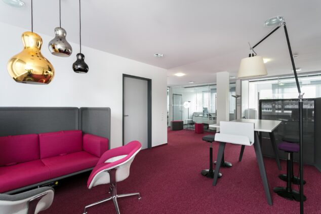 feco-feederle│partition wall systems│office furniture│KTE Kerntechnische Entsorgung Karlsruhe