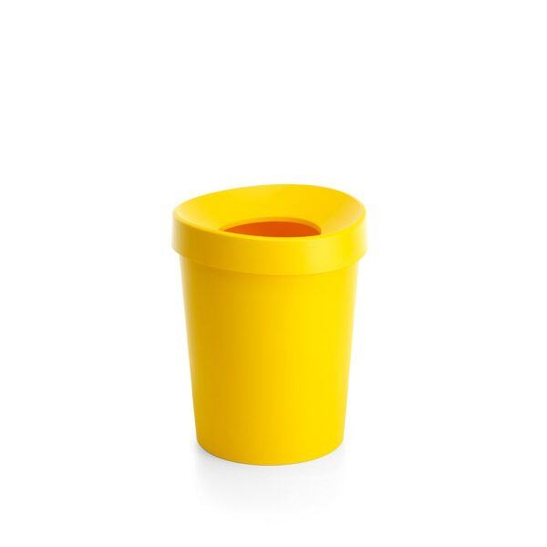 Vitra Happy Bin Papierkorb gelb │Größe L oder S │Vitra bei feco Karlsruhe