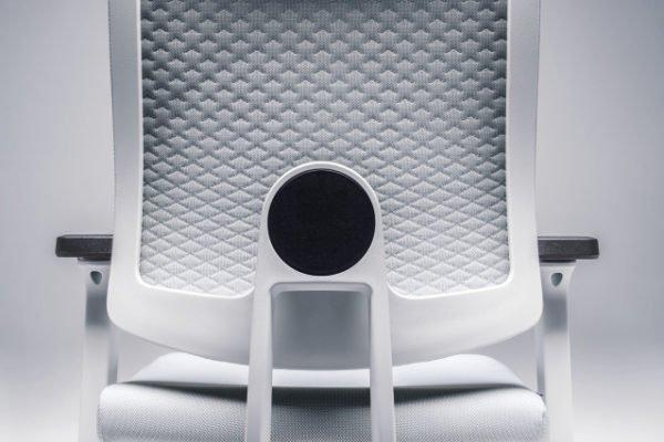 Sedus Black Dot Air Bürodrehstuhl │Details │ Büroeinrichtung bei feco in Karlsruhe │ Ergonomische Büromöbel für Ihr Büro und Homeoffice