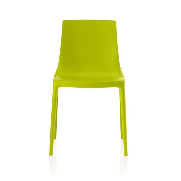 Brunner Twin Outdoor Stuhl │apfelgrün│robust und pflegeleicht │ergonomischer Stuhl aus einem Guss │ Brunner bei feco Karlsruhe