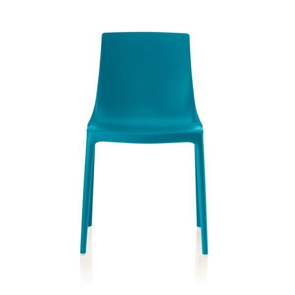 Brunner Twin Outdoor Stuhl │petrol │robust und pflegeleicht │ergonomischer Stuhl aus einem Guss │ Brunner bei feco Karlsruhe