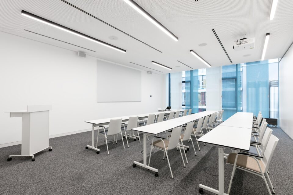 feco-feederle│office furniture│Sparkasse Karlsruhe, Building D