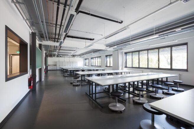 feco-feederle│office furniture Karlsruhe│KIT Learning Centre, Karlsruhe