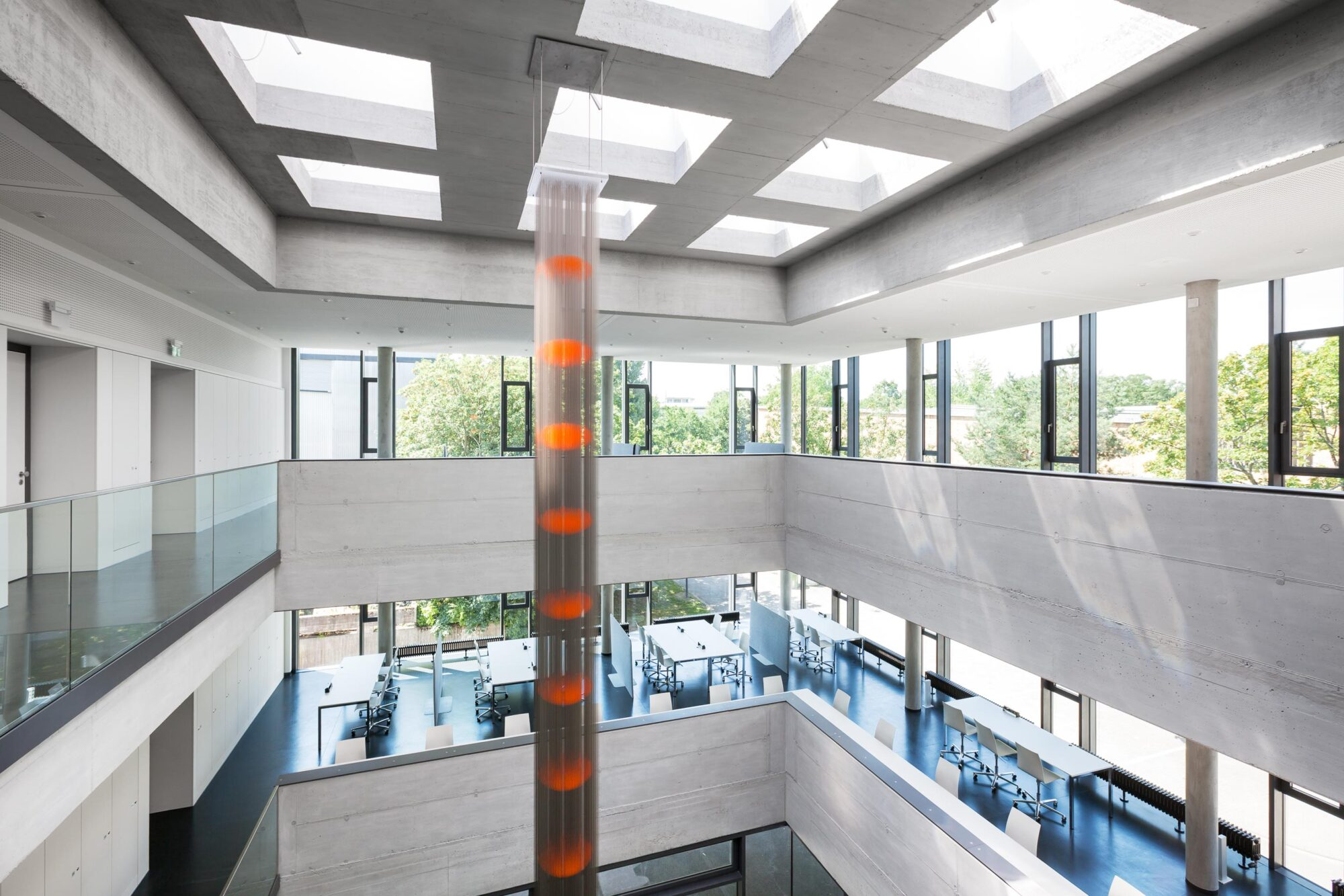 feco-feederle│Büroeinrichtung Karlsruhe│KIT Lernzentrum, Karlsruhe