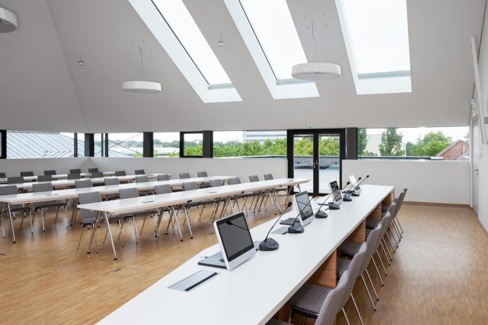 feco-feederle│Büroeinrichtung Karlsruhe│KIT Präsidium, Campus Süd, Karlsruhe
