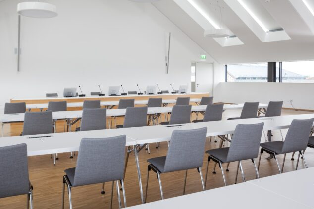 feco-feederle│office furniture Karlsruhe│KIT Executive-Board Building, Campus South