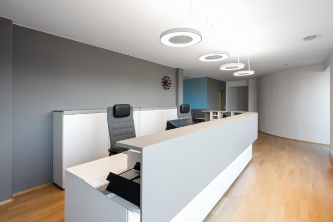 feco-feederle│office furniture Karlsruhe│Dr. Colin Becker Notary's Office, Bruchsal