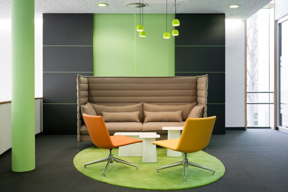 feco-feederle│office furniture Karlsruhe│partition wall systems│VBL, Karlsruhe