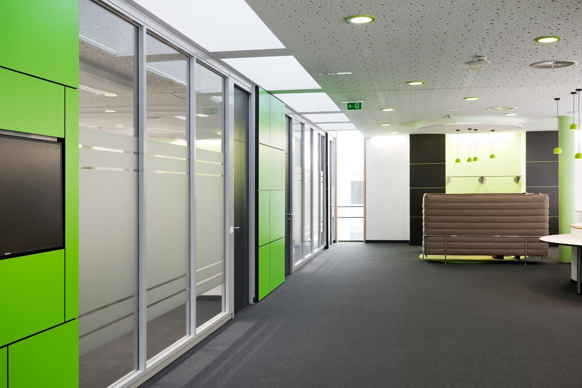 Karlsruhe│Trennwandsysteme│VBL, Karlsruhe