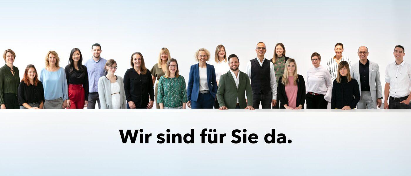 feco-Team │ Wir sind für Sie da │ Büromöbel │ Trennwandsysteme │ Systemtrennwand │ Karlsruhe