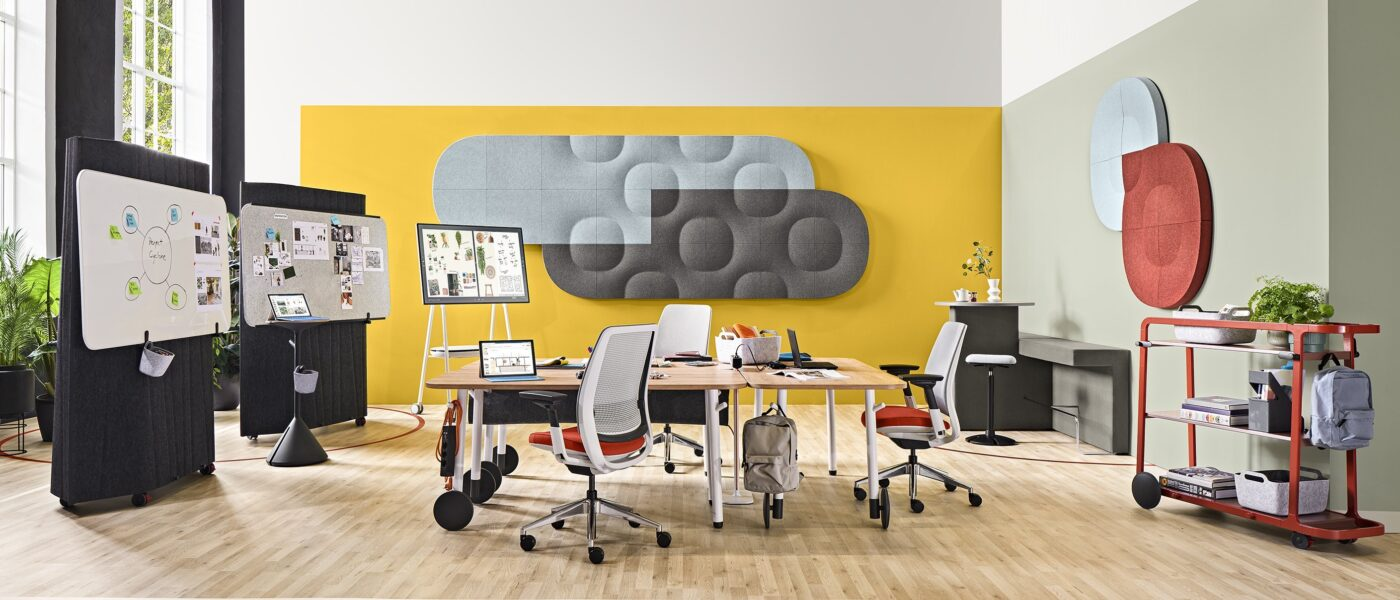 feco-feederle│Infoblog│Steelcase Flex Collection
