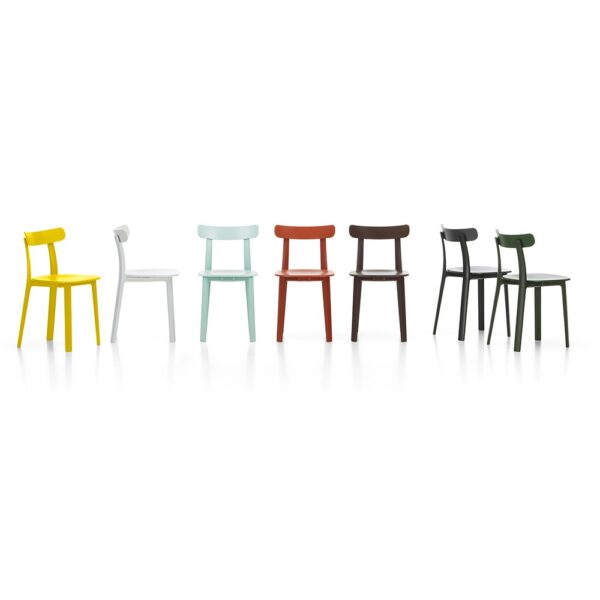 Vitra All Plastic Chair Stuhl │ in 7 Farben bei feco Karlsruhe erhältlich │Vitra Möbel in Karlsruhe