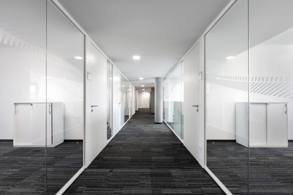 PTV Group, Karlsruhe │ feco-feederle GmbH │fecotür Holz │feco-Trennwand fecoplan