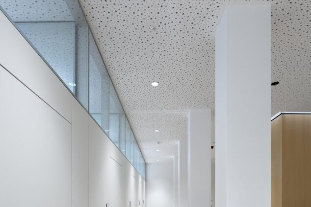 feco-feederle│partition wall system│Jewish Museum, Frankfurt