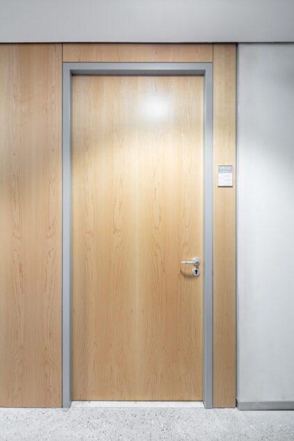 Vollwand fecowand │ Tür fecotür Holz