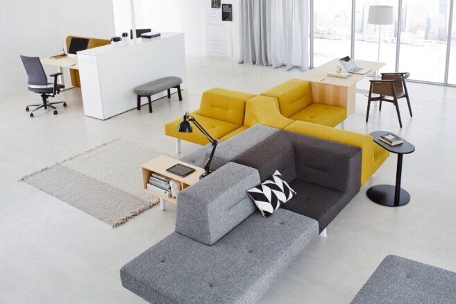 Ophelis Docks Sofa bei feco in Karlsruhe