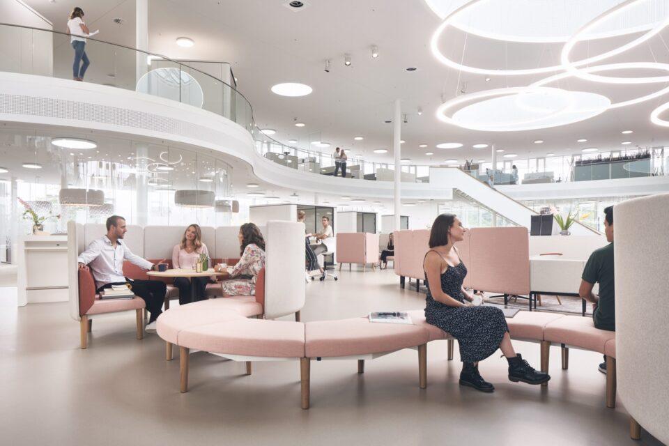 Sedus Smart Office bei feco in Karlsruhe