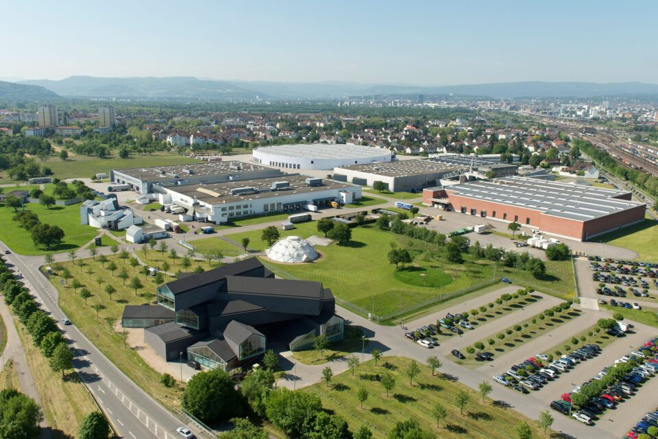 Vitra Campus │feco-Ihr Vitra Fachberater vor Ort │ Vitra Einrichtung bei feco in Karlsruhe