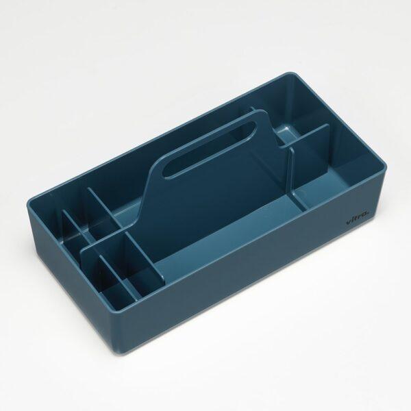 Vitra Toolbox meerblau │Detailansicht │Vitra Accessoires bei feco Karlsruhe