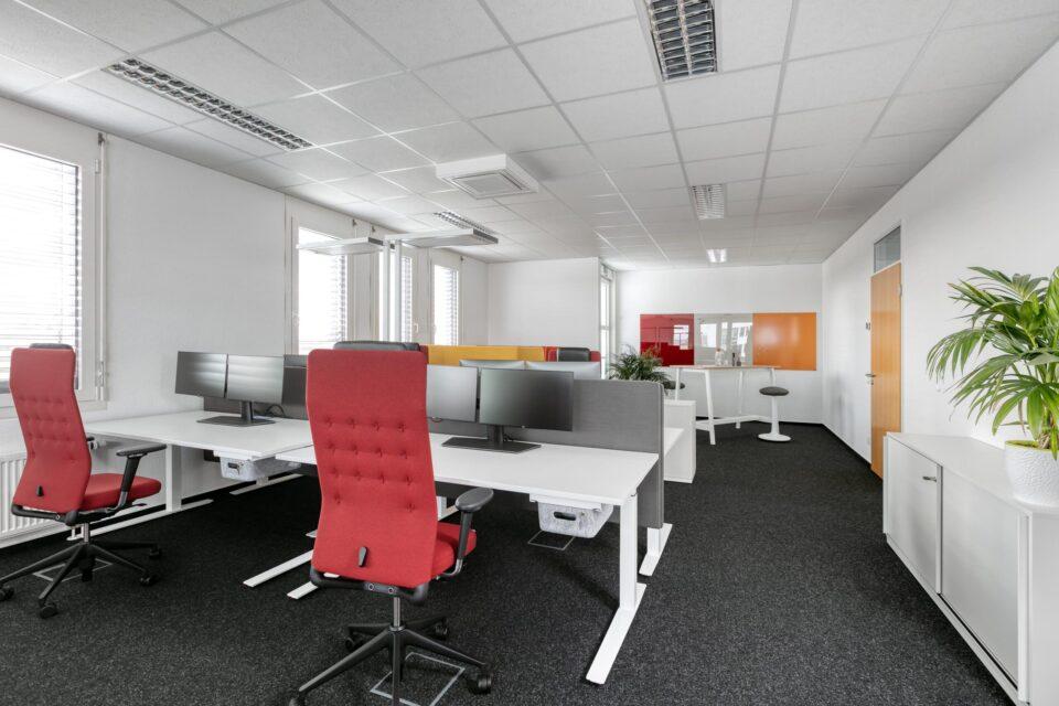 feco-feederle│Office Furniture│Seeburger AG, Karlsruhe