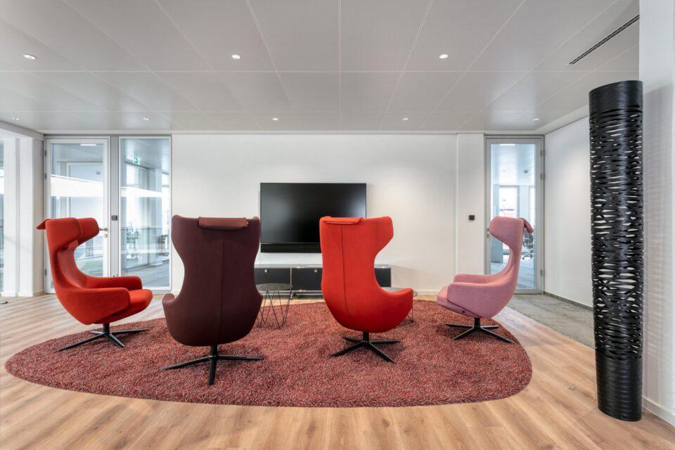 feco│office furniture│Sparkasse Bühl – Main Office
