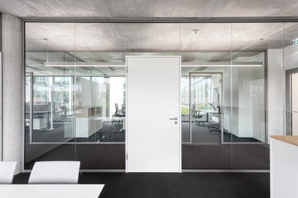 Neubau weisenburger Unternehmenszentrale in Karlsruhe